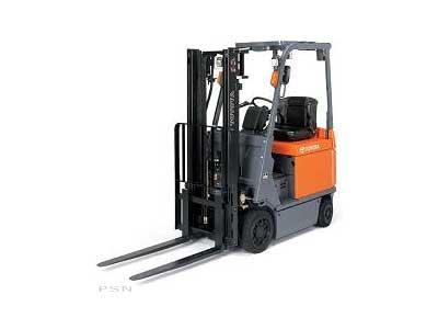 2009 Toyota 7FBCU25, Used Forklifts / Lift Trucks, Used forklifts, Used 7FBCU25, Used forklift for sale