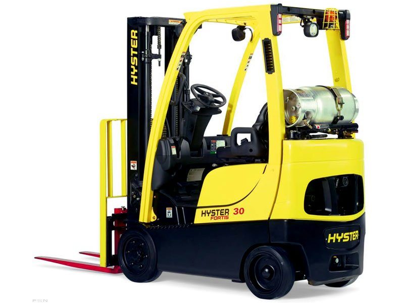 Hyster Showroom