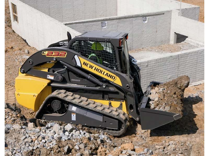 2012 New Holland Construction C227