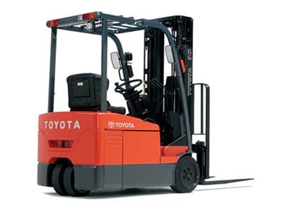 Used, 2013, Toyota Industrial Equipment, 7FBEU20, Forklifts / Lift Trucks