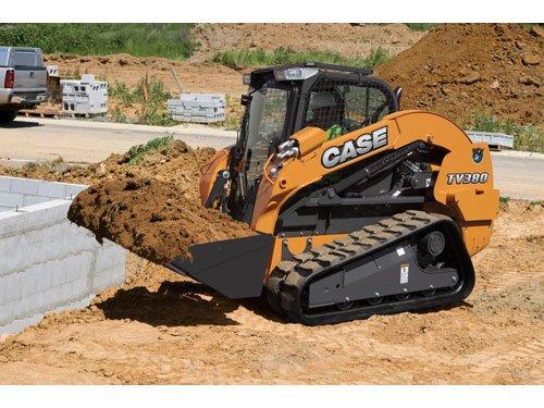2014, Case Construction, TV380, Loaders