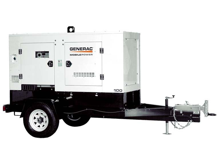 New, Generac, MMG100 IT4, Generators