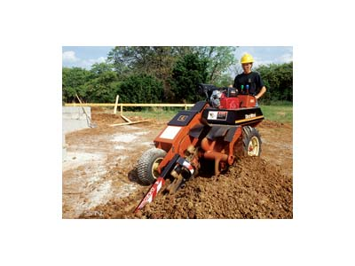 Ditch Witch Showroom on
