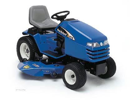 Tough On Yard Work. Easy On You. MY Yard Tractors From New Holland Offer  Reliability And Maneuverability ...