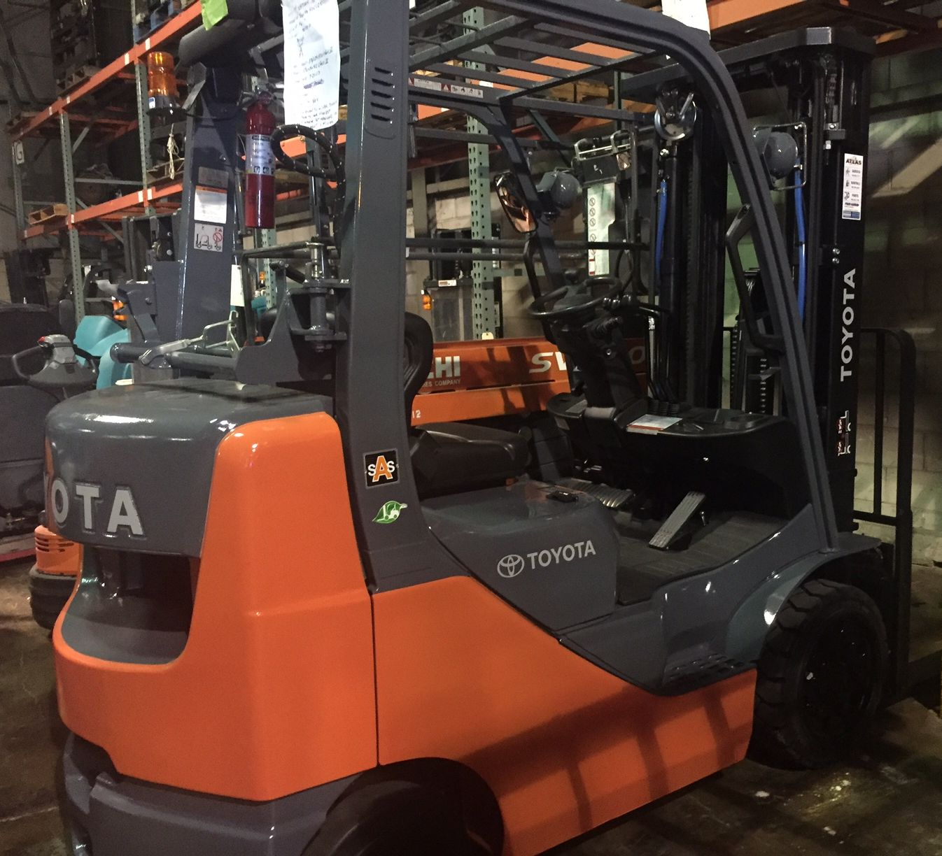 Forklifts For Sale In Chicago