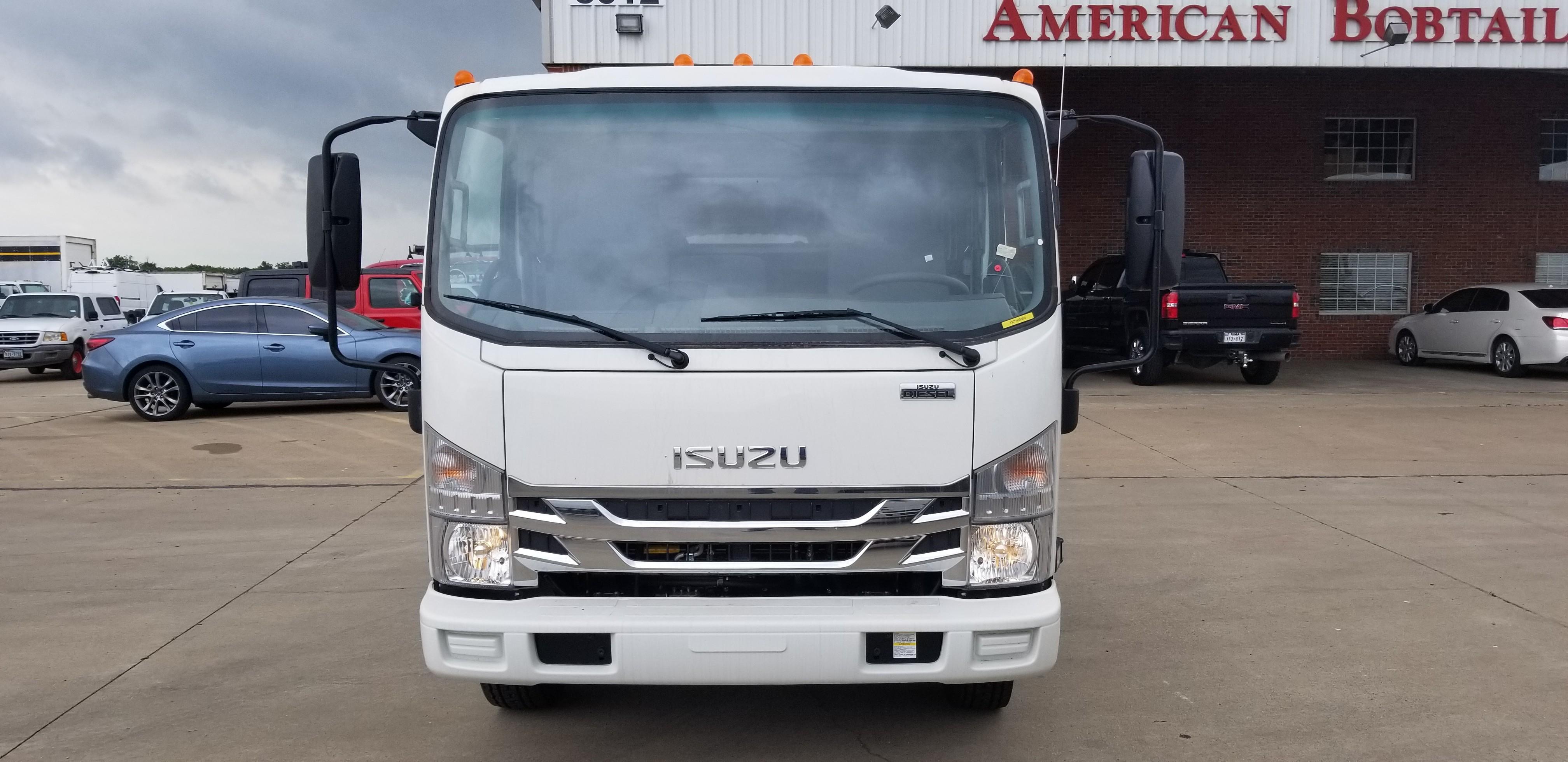 New 2019 Isuzu CREW CAB NRR in Rockwall, TX
