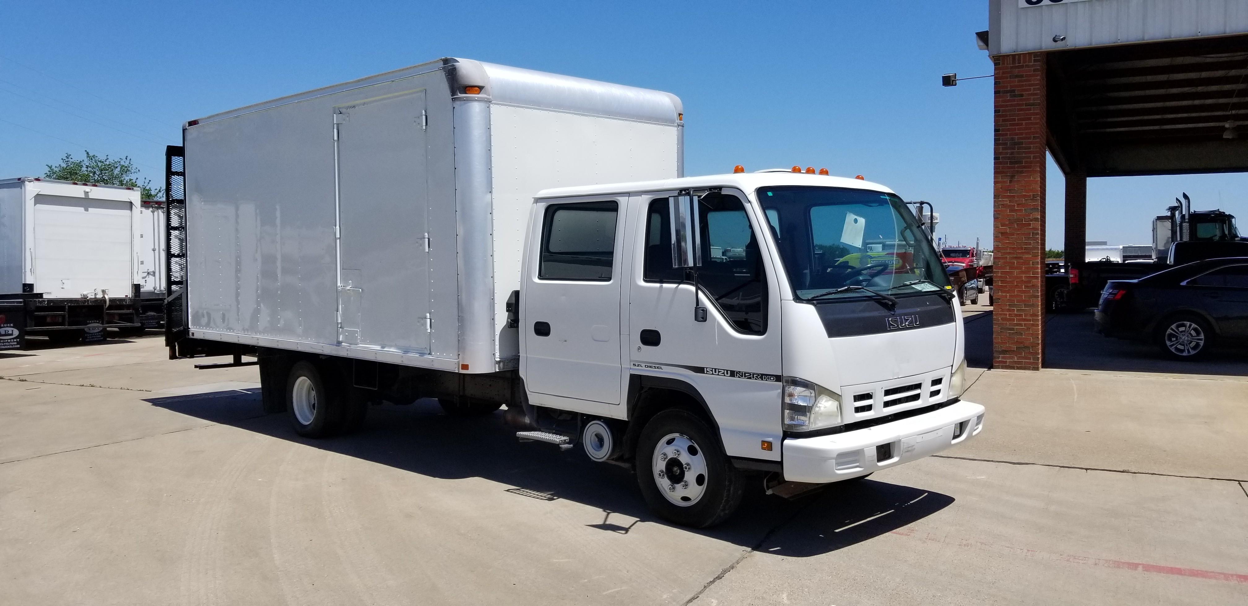 American Bobtail Inc  dba Isuzu Trucks of Rockwall- Rockwall