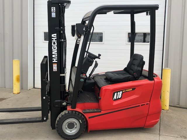 New, 2018, Hangcha, CPDS18, Forklifts