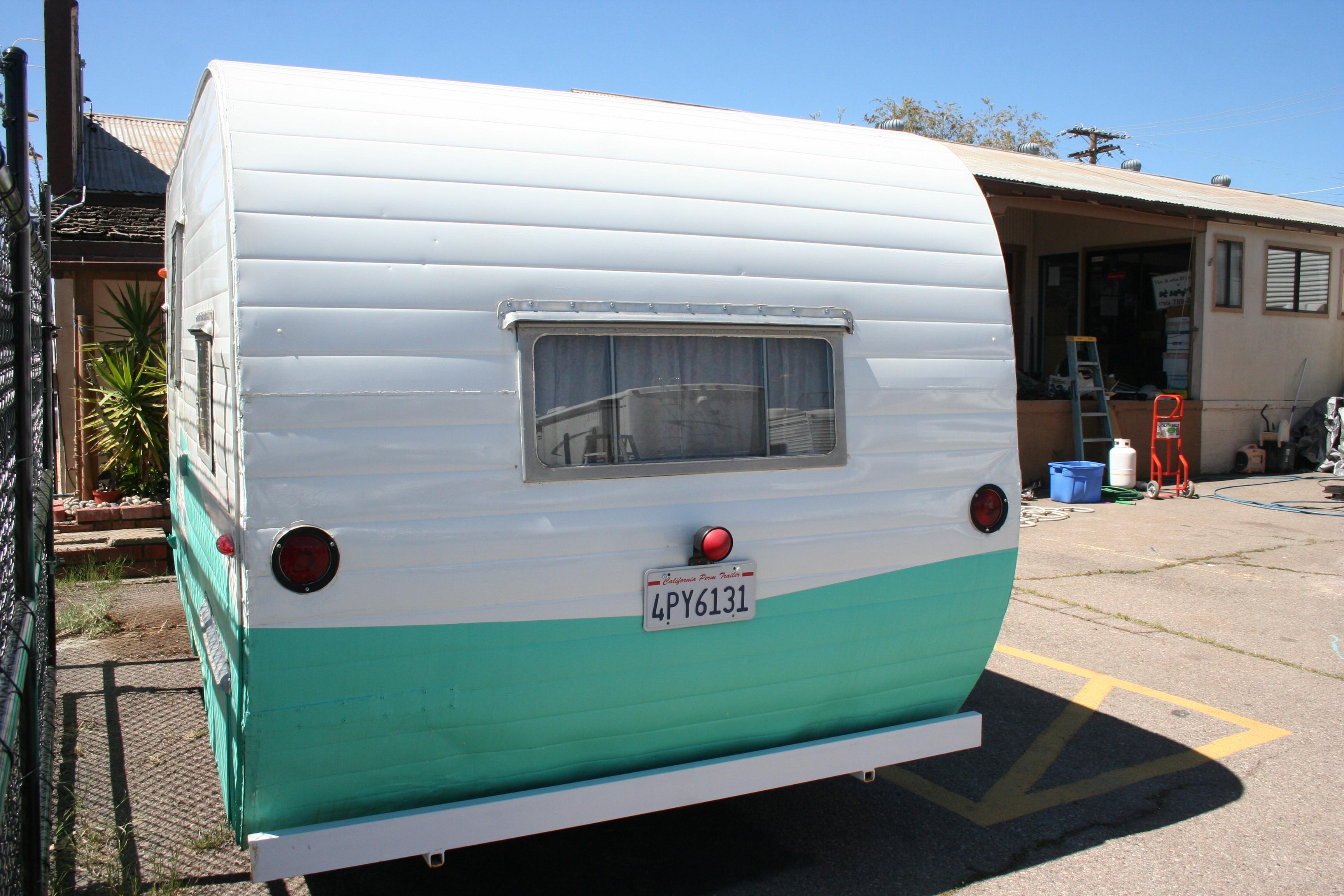 Used 1955 Travel Trailer Kenskill 165 in Ramona, CA