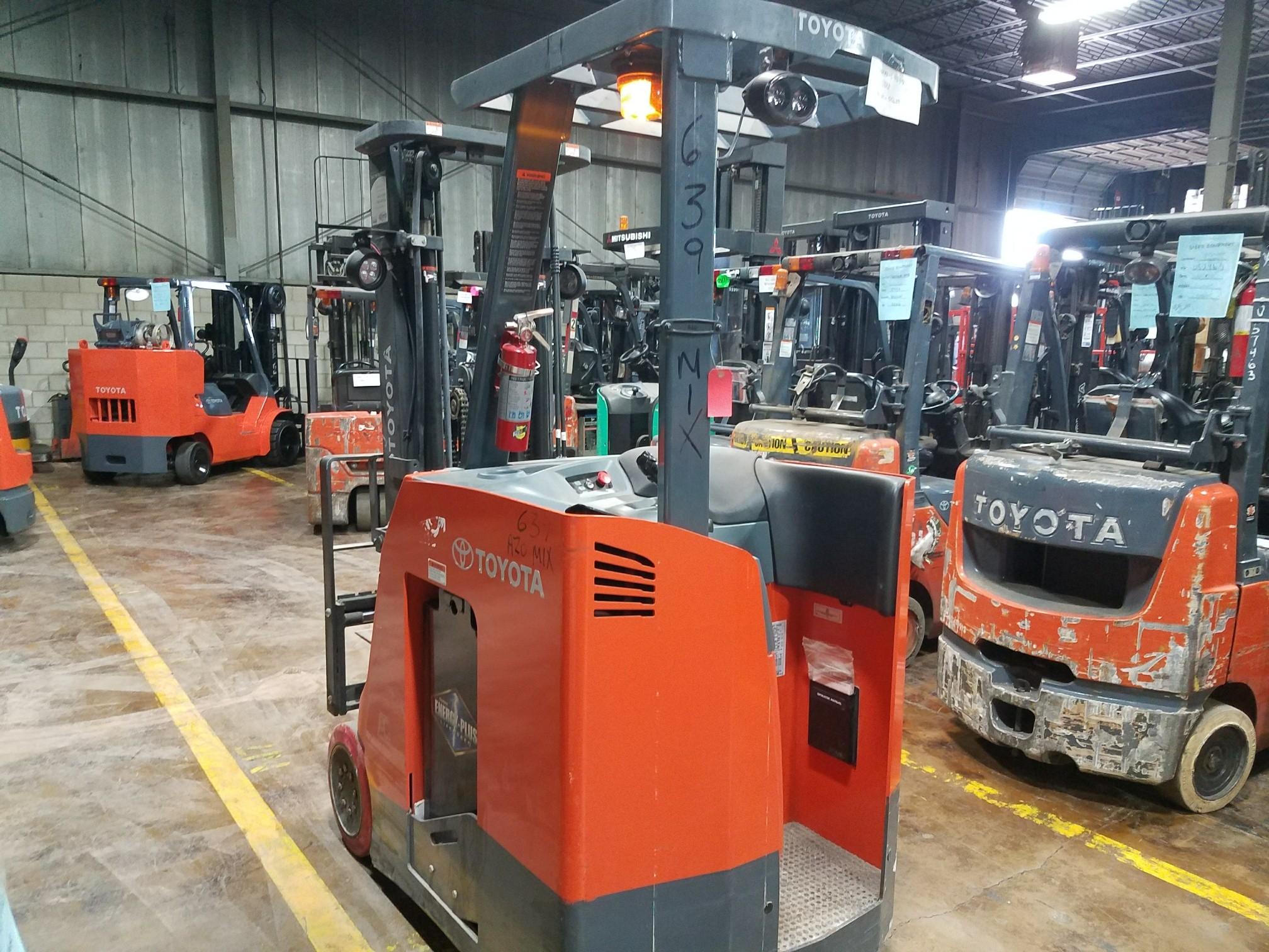 2015 Toyota Industrial Equipment 8BNCU18 / 18.5