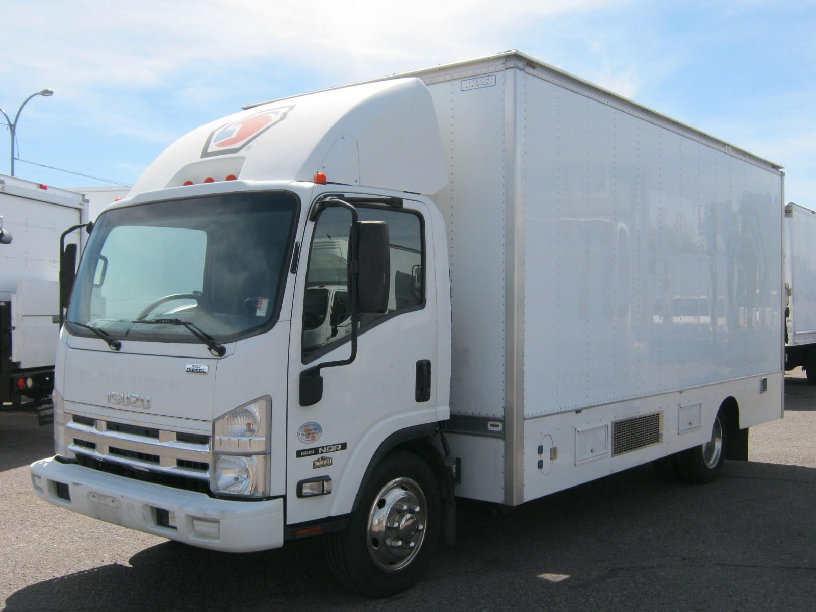 Used 2011 Isuzu NPR ECO MAX in Mesa, AZ