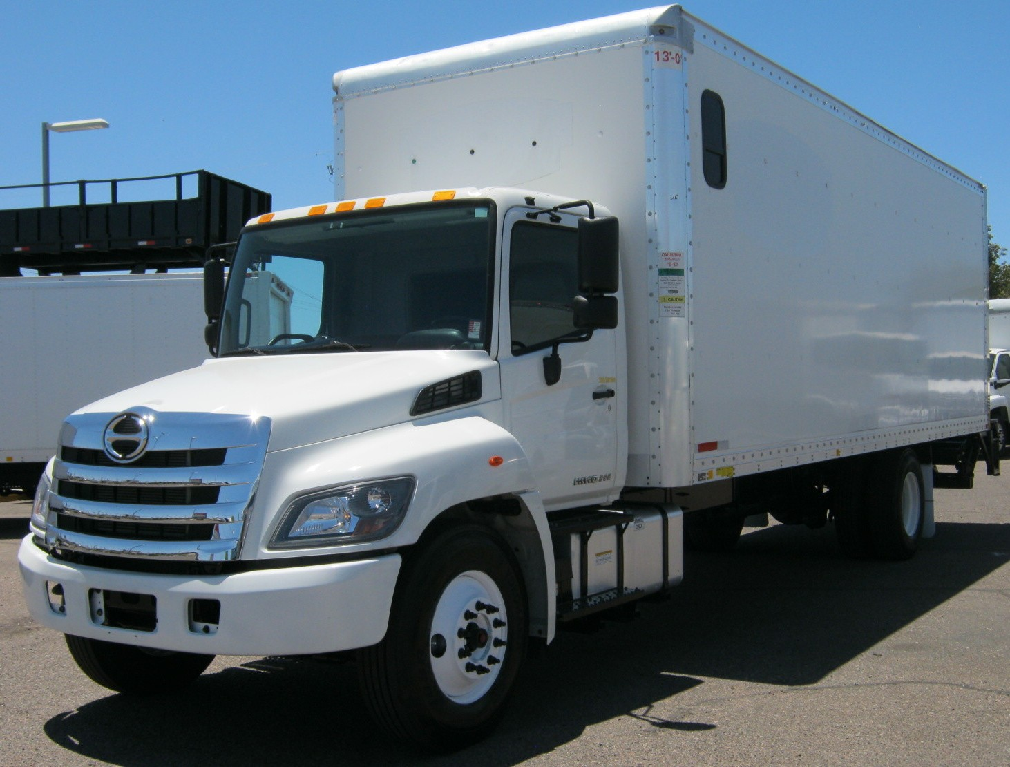 Arizona Commercial Truck Sales, Truck Rental, Truck Service