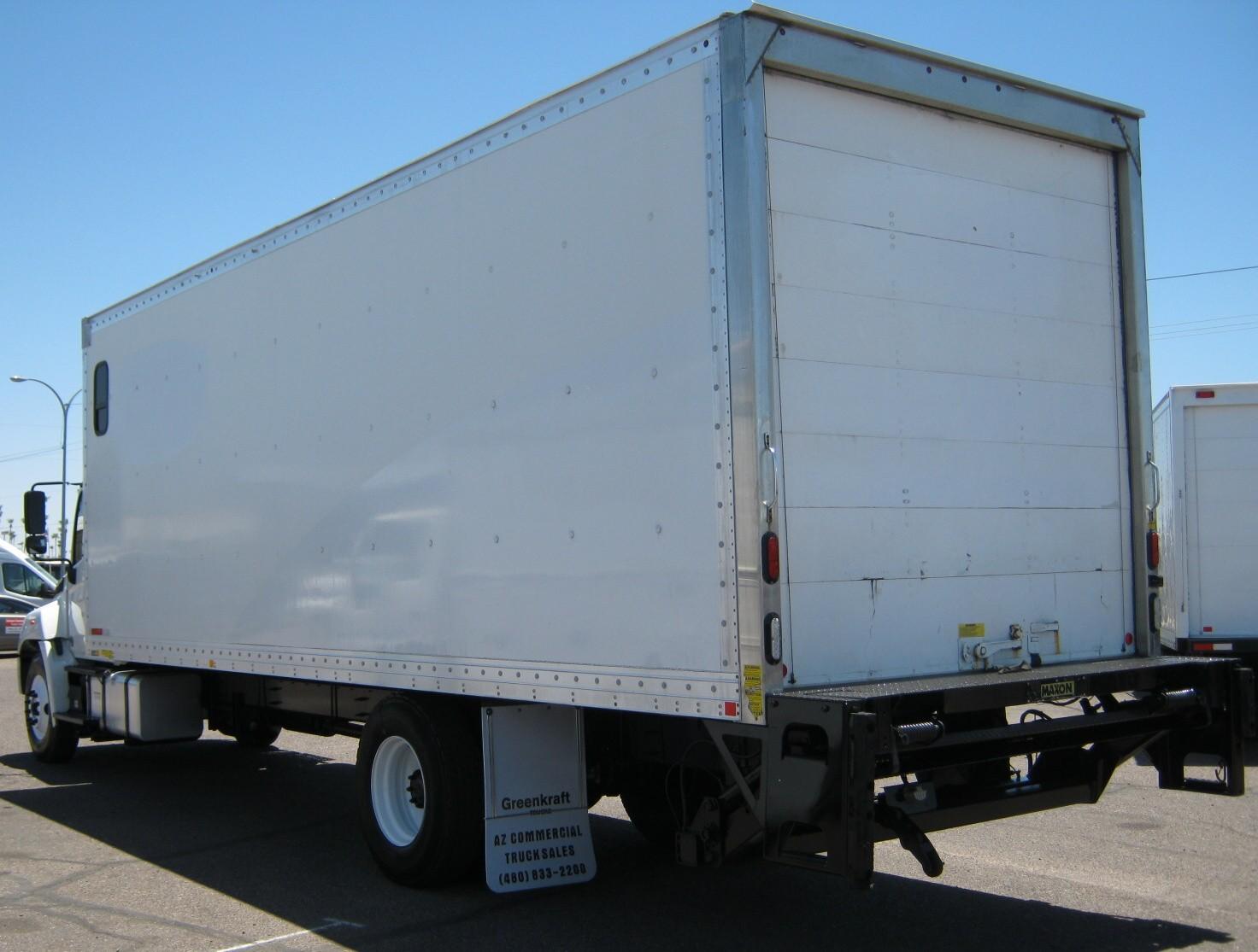 Used 2016 Hino 268 in Mesa, AZ