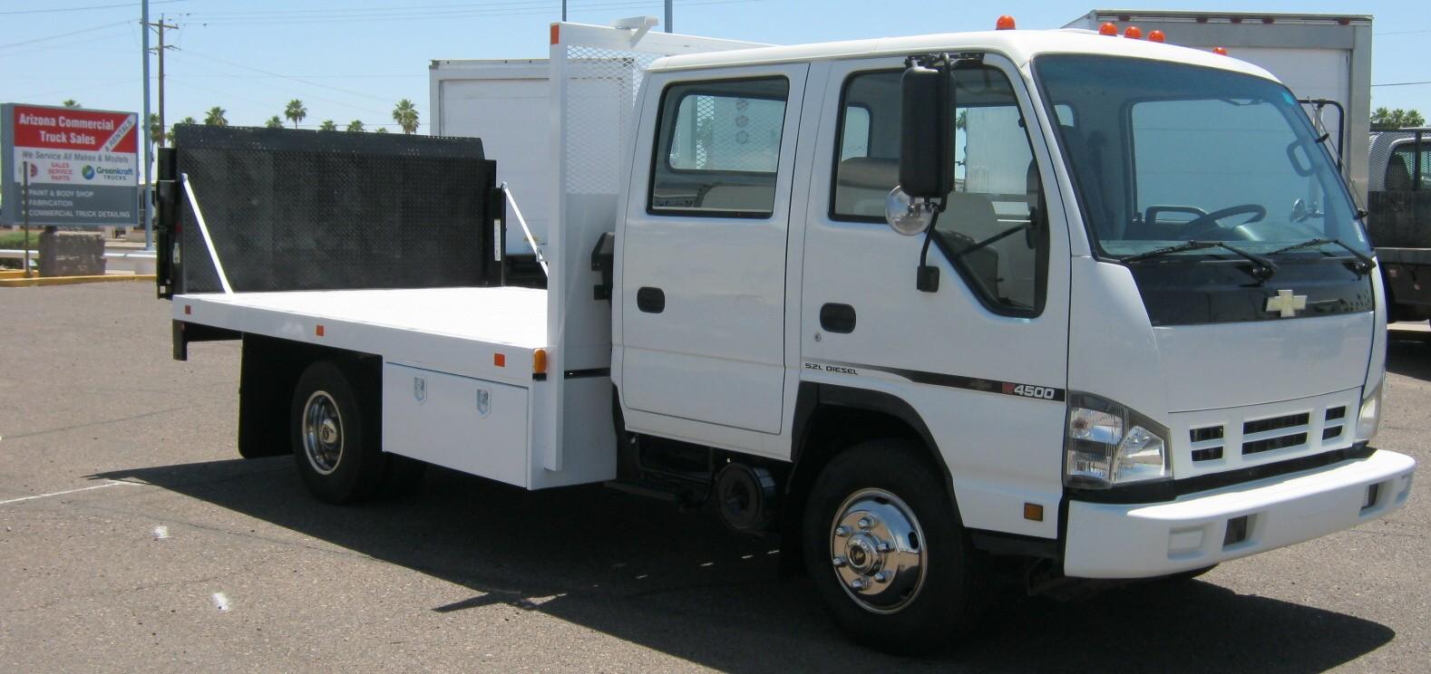 Arizona Commercial Truck Sales LLC: Truck Sales, Truck Rental, Truck