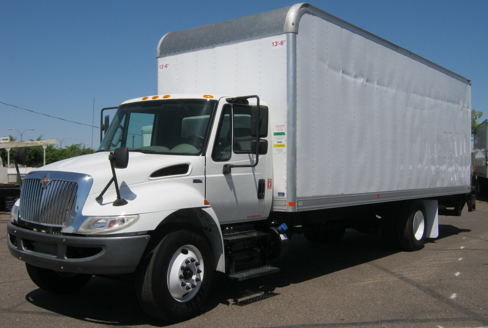 Used 2017 International 4300 in Mesa, AZ