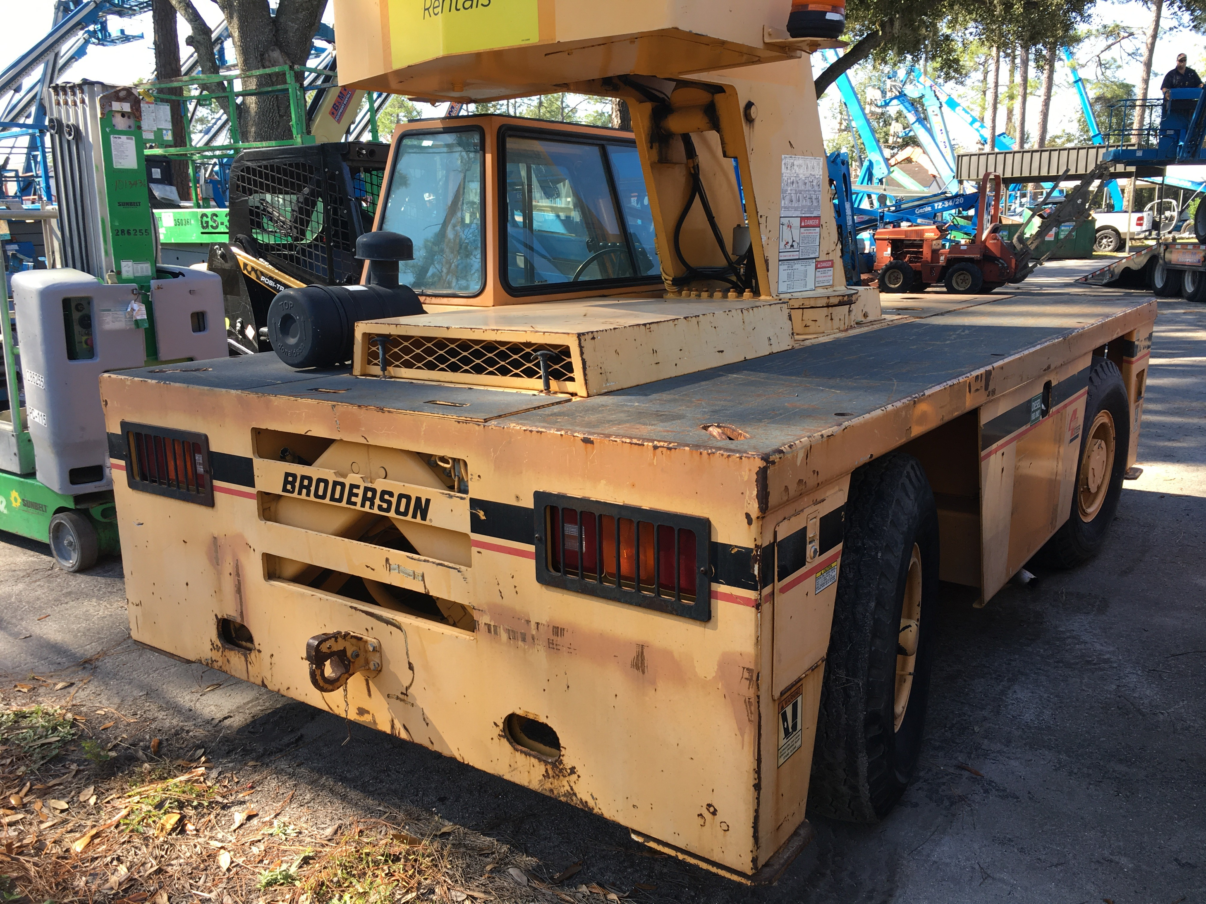 Used 2007 Broderson IC80-3G in Gainesville, FL