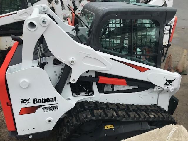 New 2019 Bobcat T590 Standard in Buzzards Bay, MA