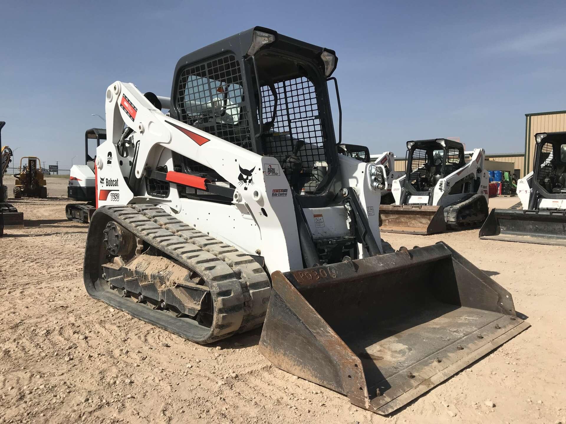 Used 2017 Bobcat T650 in Midland, TX