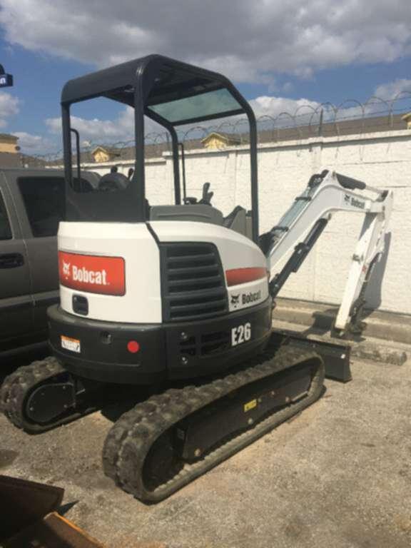 Used 2014 Bobcat E26 In San Antonio Tx