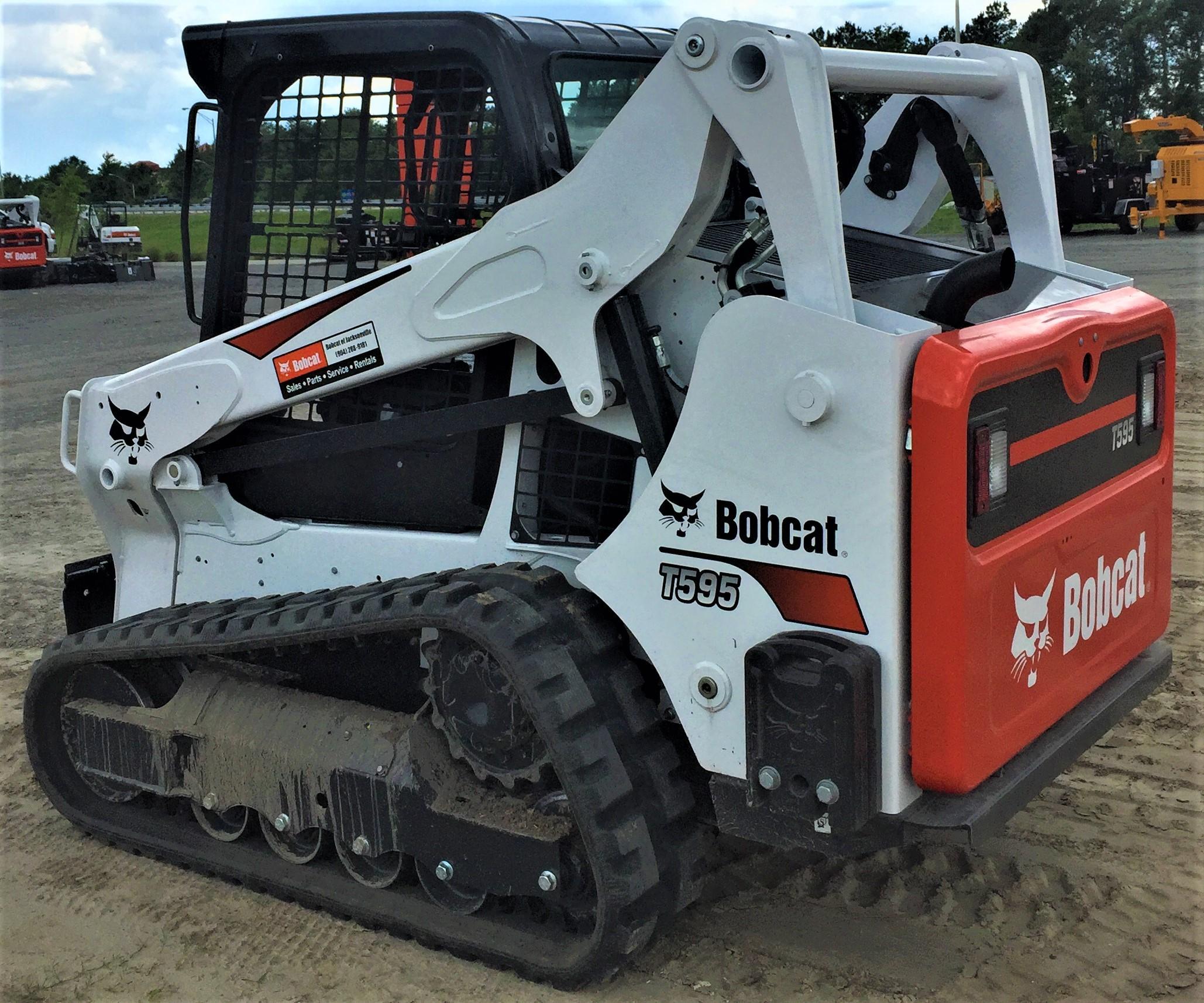 Used 2018 Bobcat T595 Standard in Jacksonville, FL