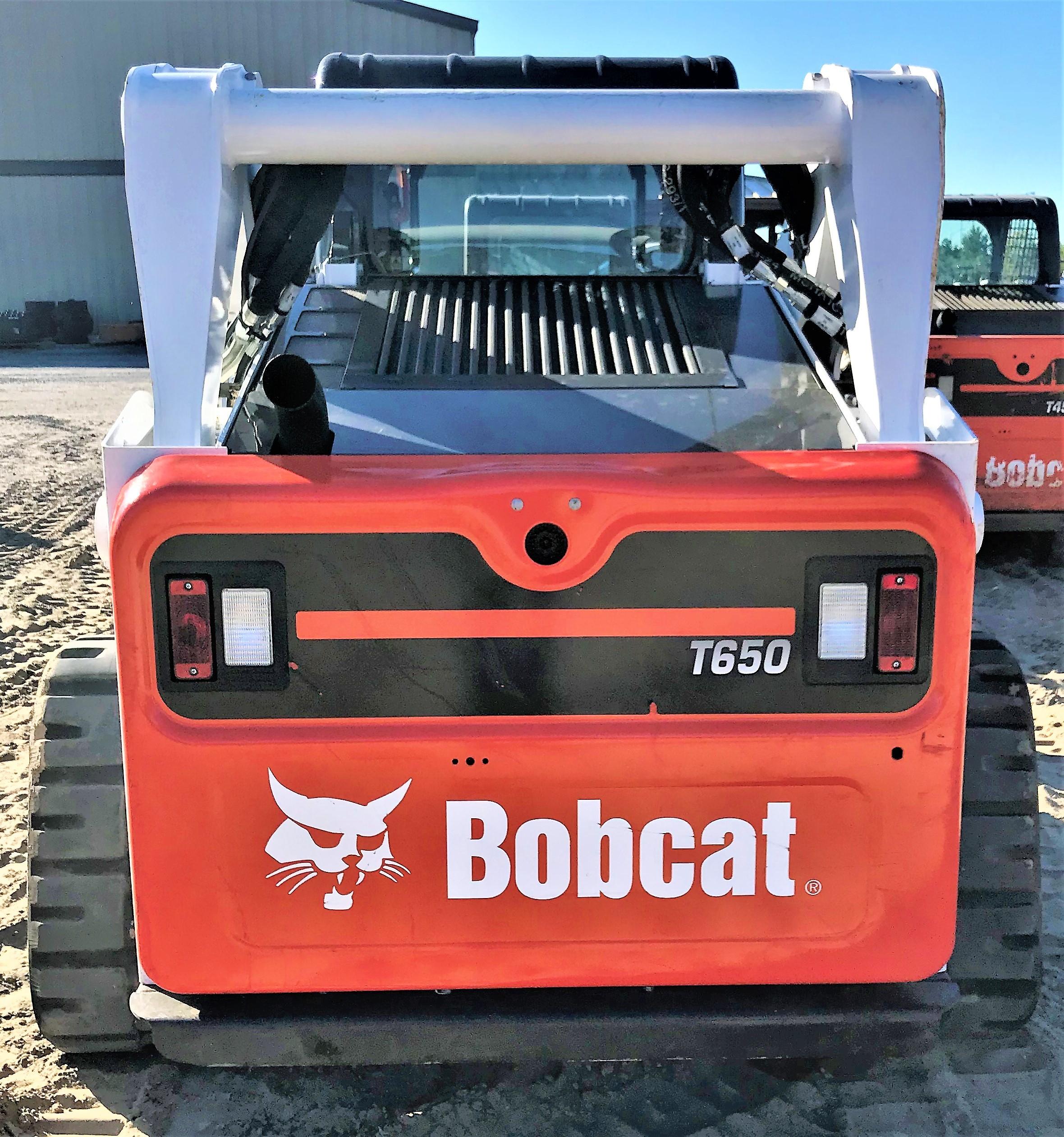 Used 2018 Bobcat T650 Standard in Jacksonville, FL