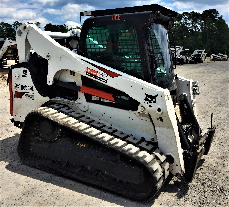 Rent this 2018 Bobcat T770 Standard in Jacksonville, FL