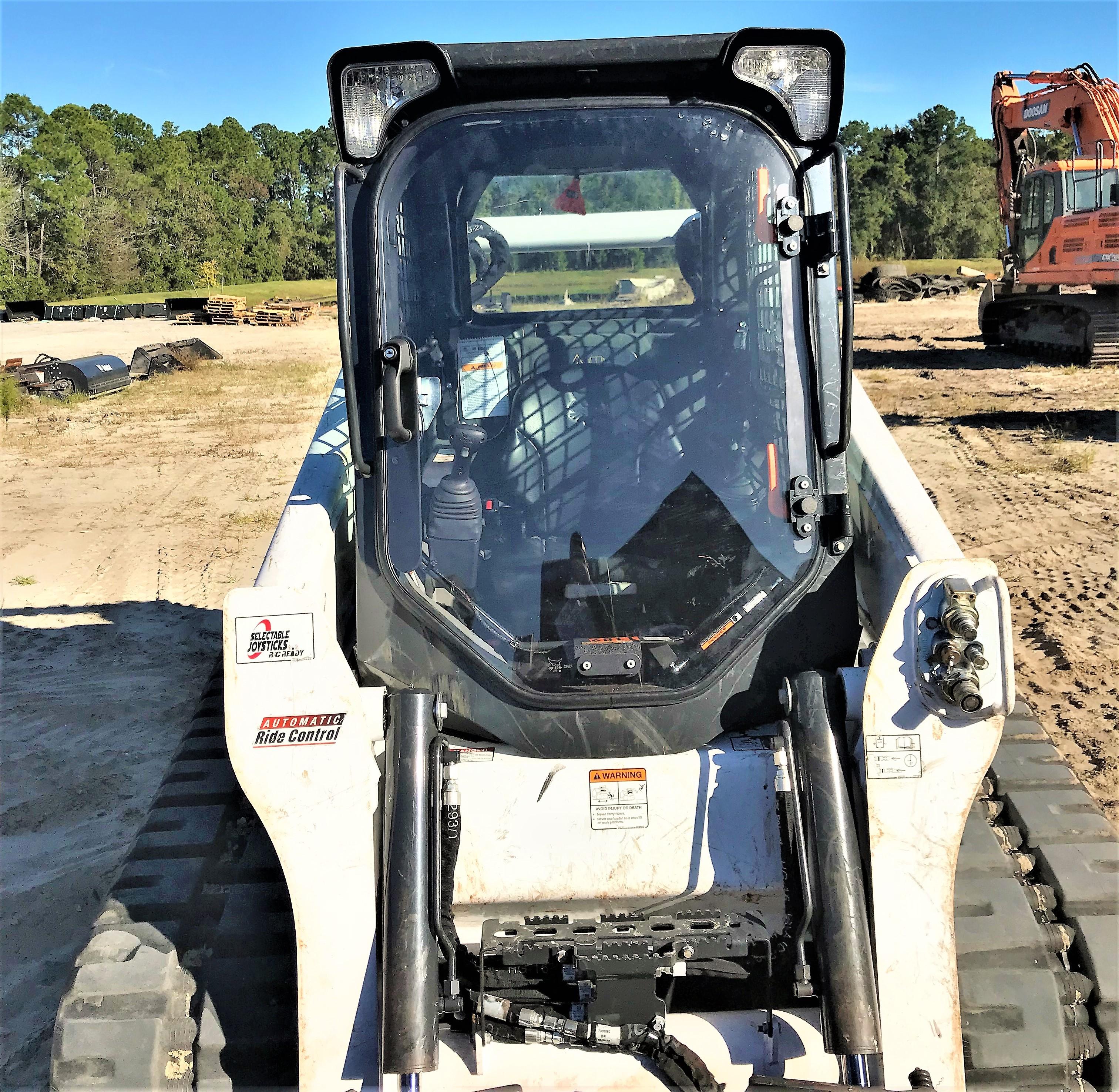 Rent this 2018 Bobcat T650 Standard in Jacksonville, FL