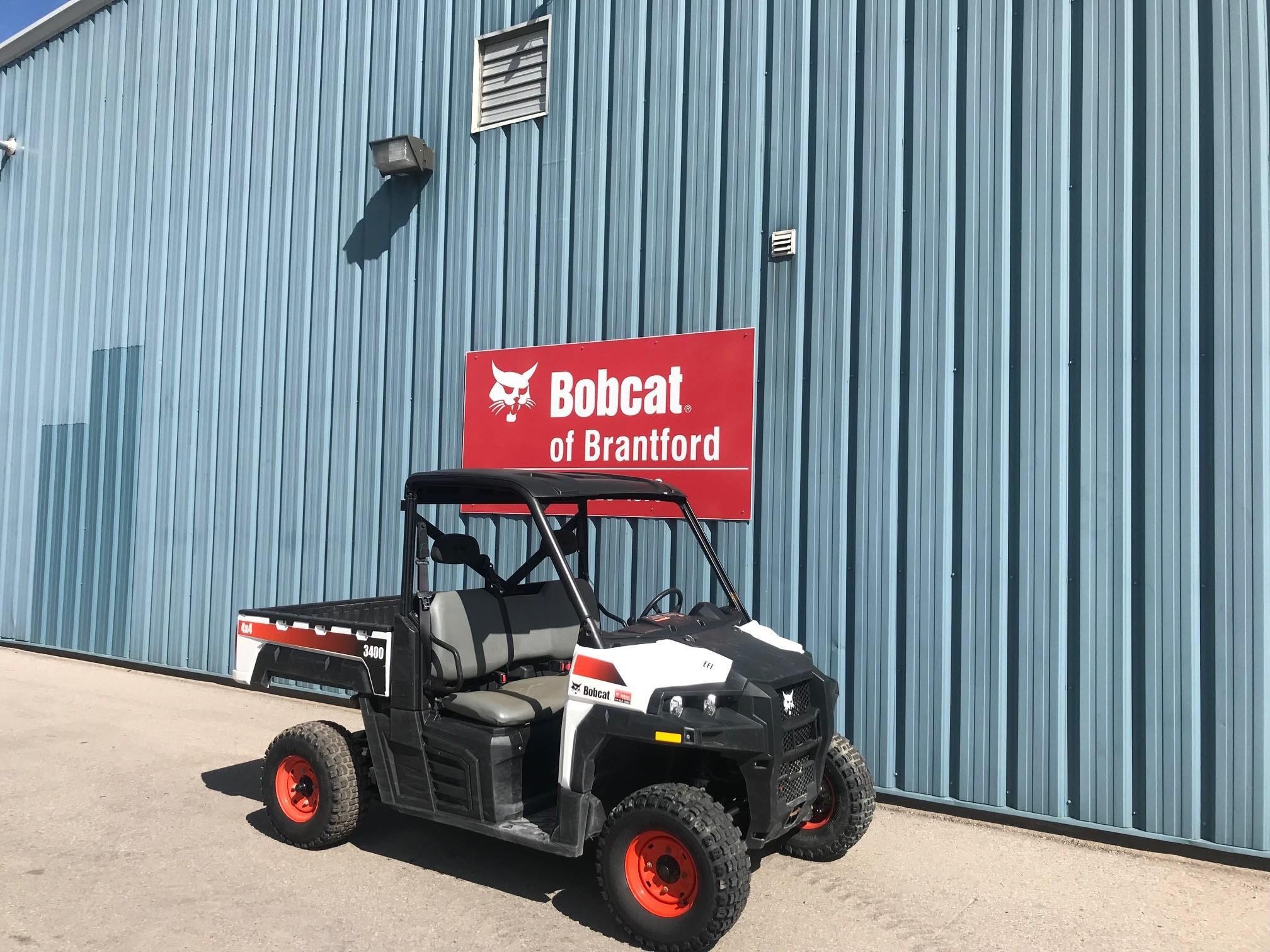 Bobcat Of Brantford >> Used 2016 Bobcat 3400 4 X 4 Gas In Brantford On