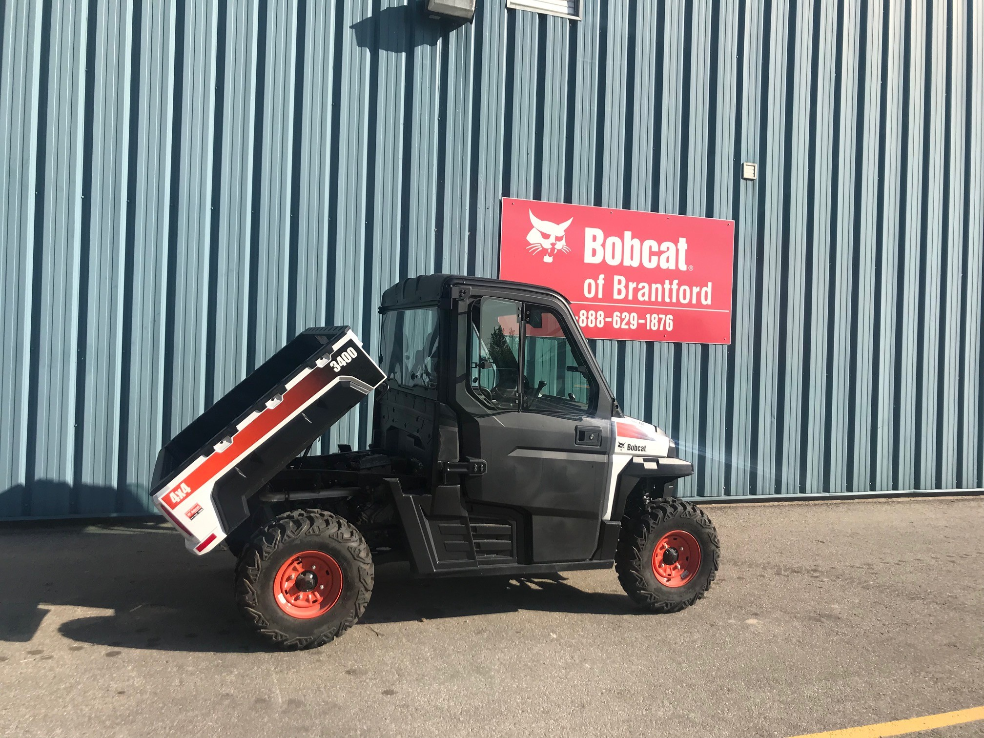 Bobcat Of Brantford >> Used Inventory