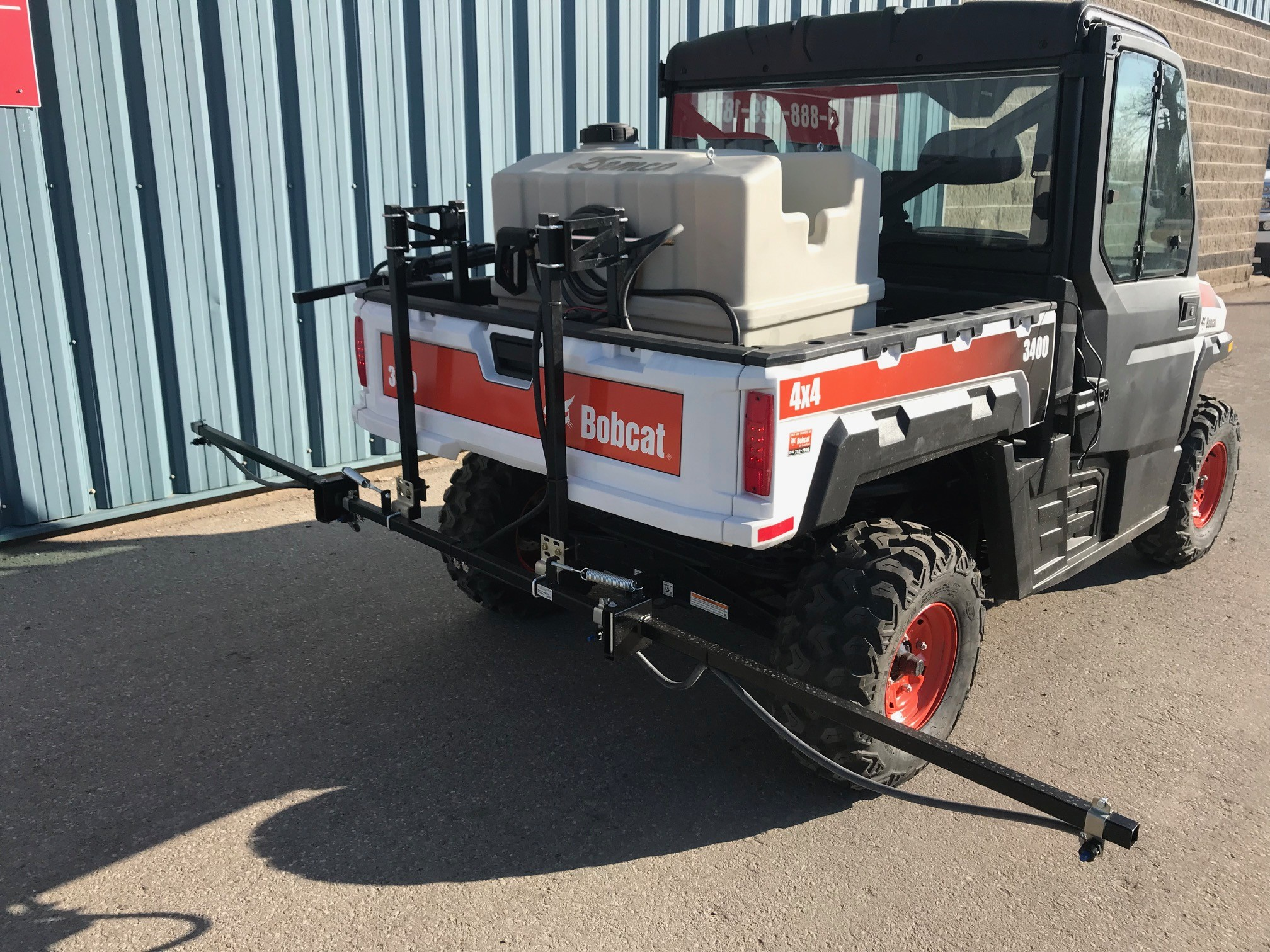 Bobcat Of Brantford >> Used 2018 Demco 60g In Brantford On