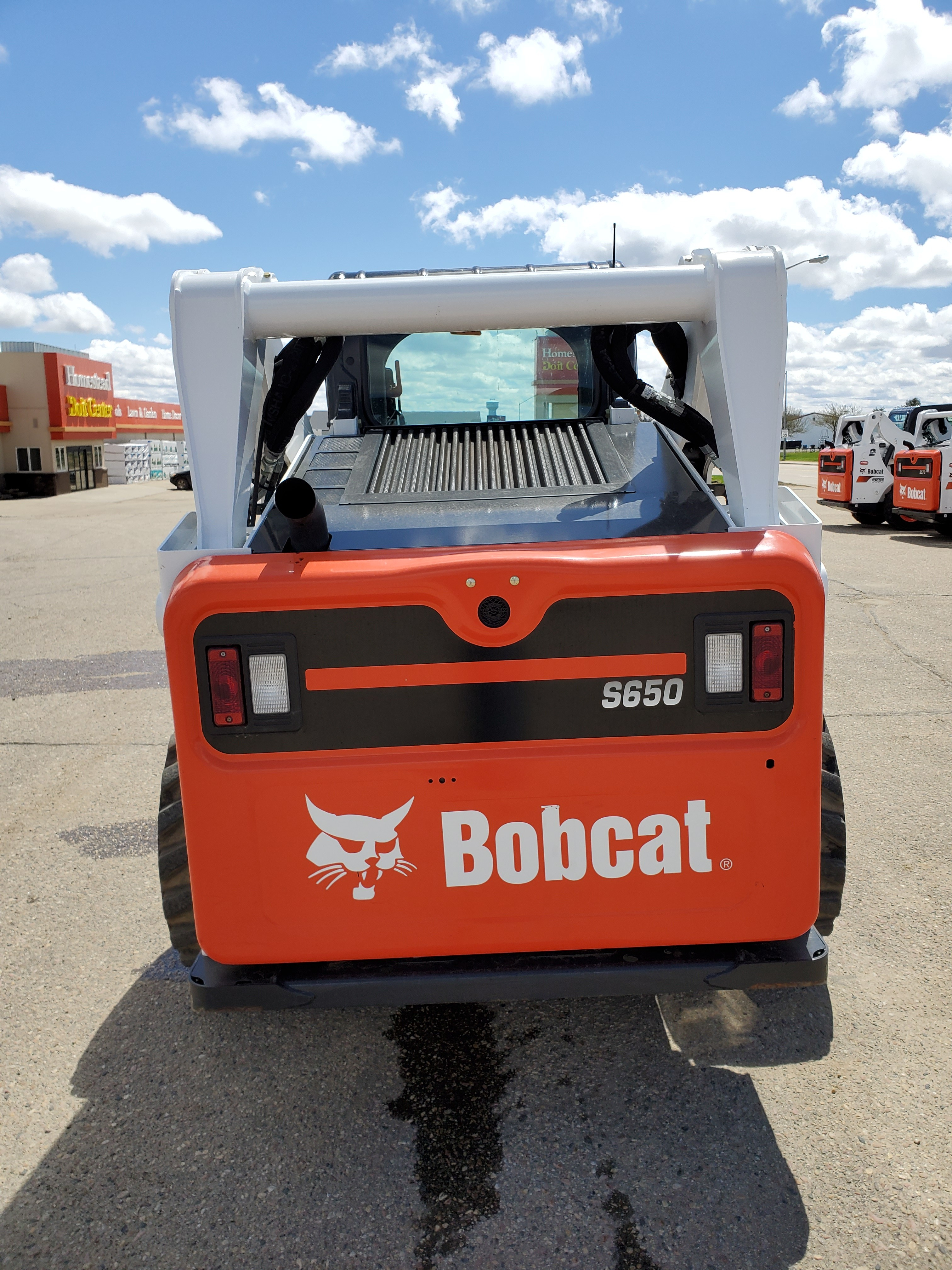 Used 2017 Bobcat S650 in Brookings, SD