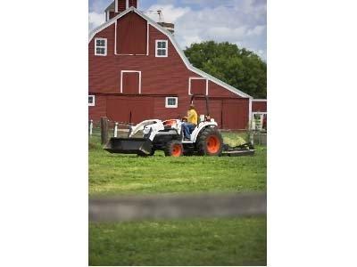 Used, 2008, Bobcat, CT445, Tractors