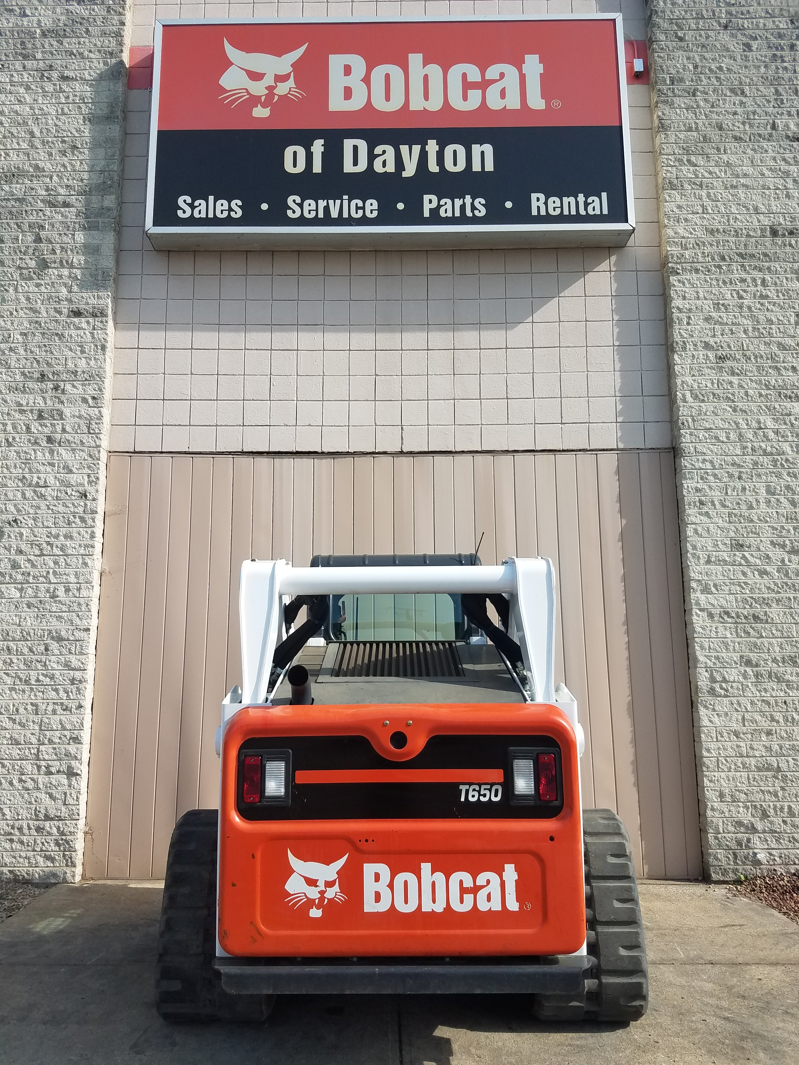 Used 2016 Bobcat T650 (Roller Suspension) in Dayton, OH