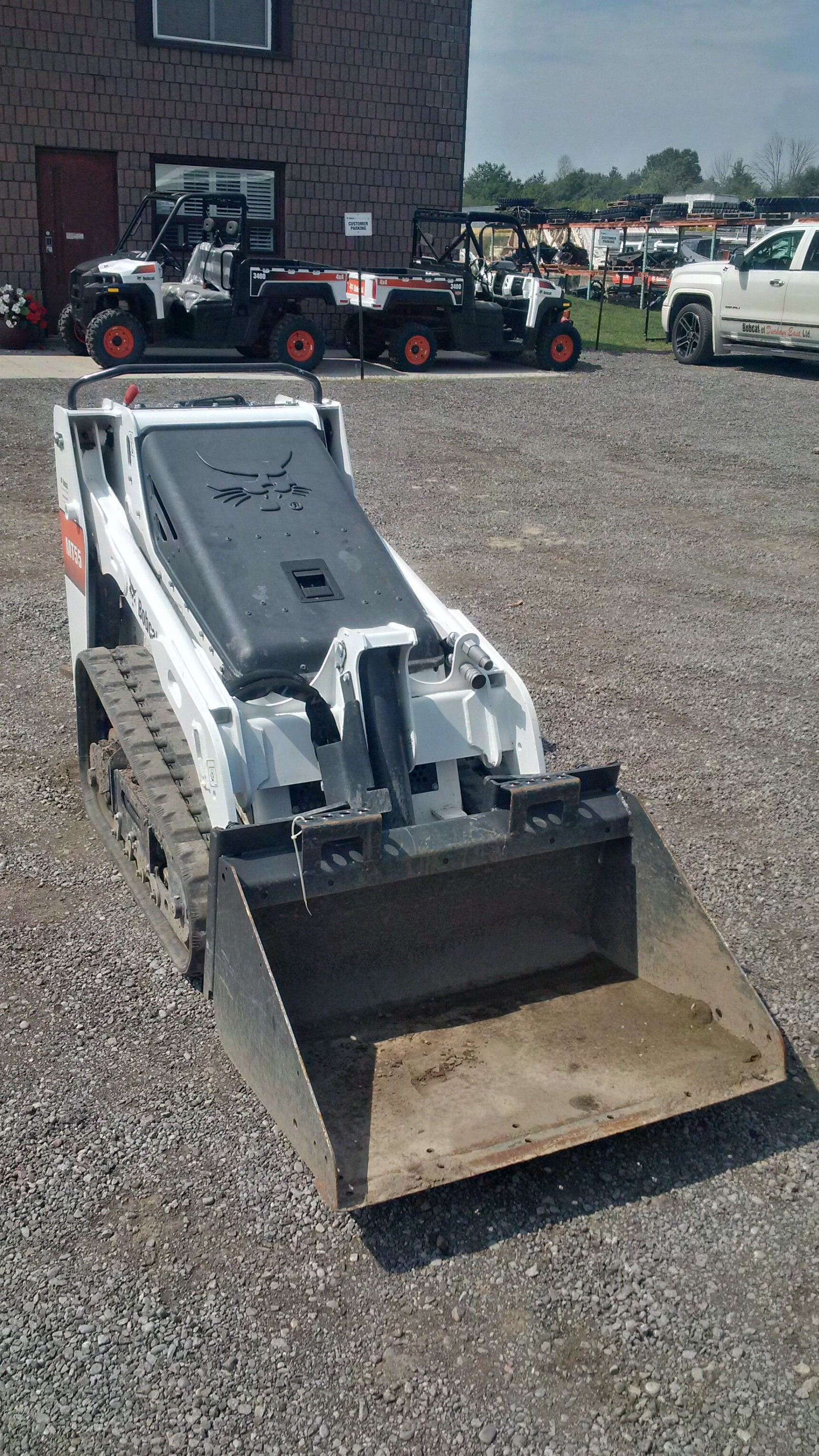 Used 2018 Bobcat MT55 in Courtice, ON