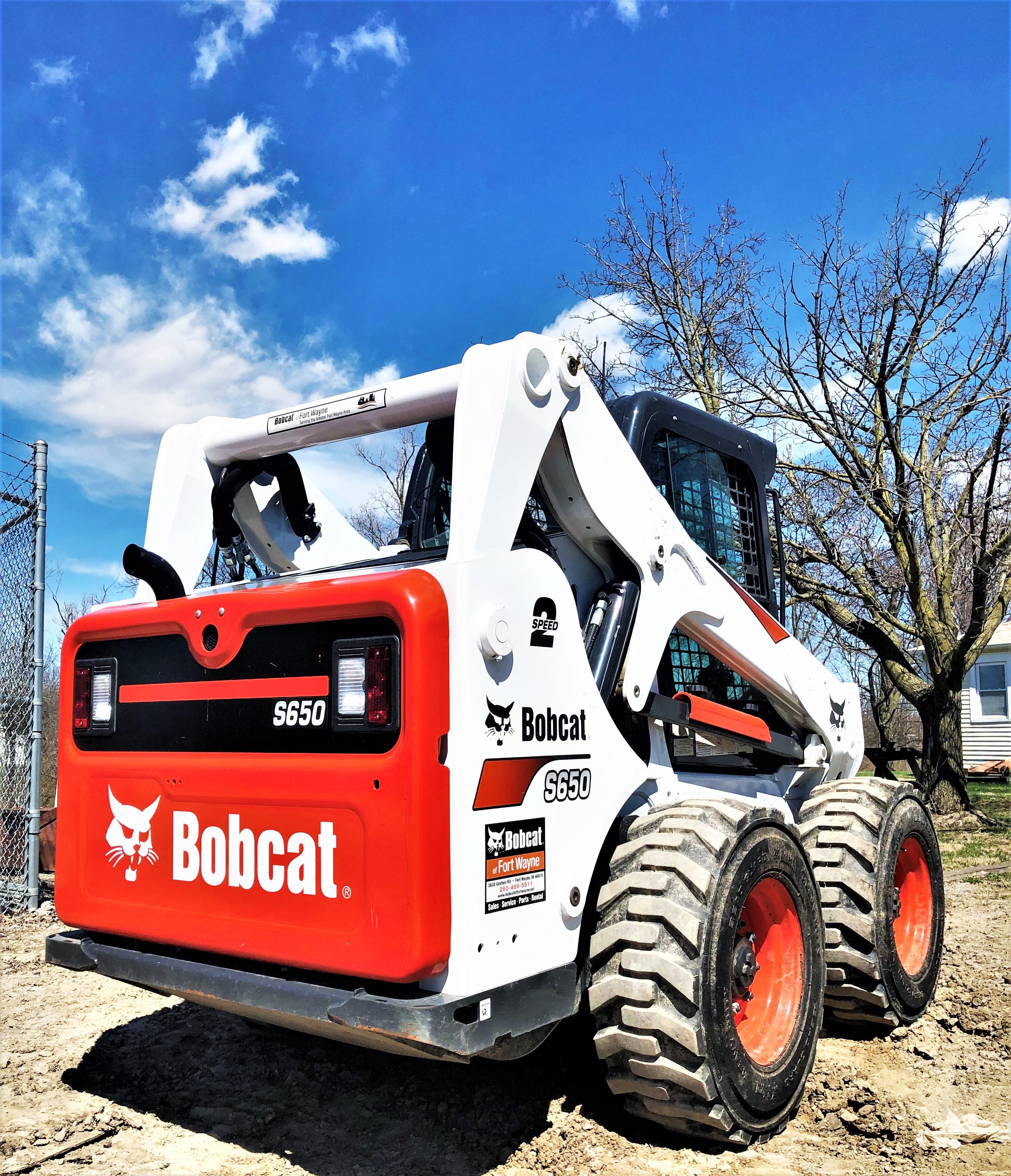 Used 2017 Bobcat S650 in Fort Wayne, IN