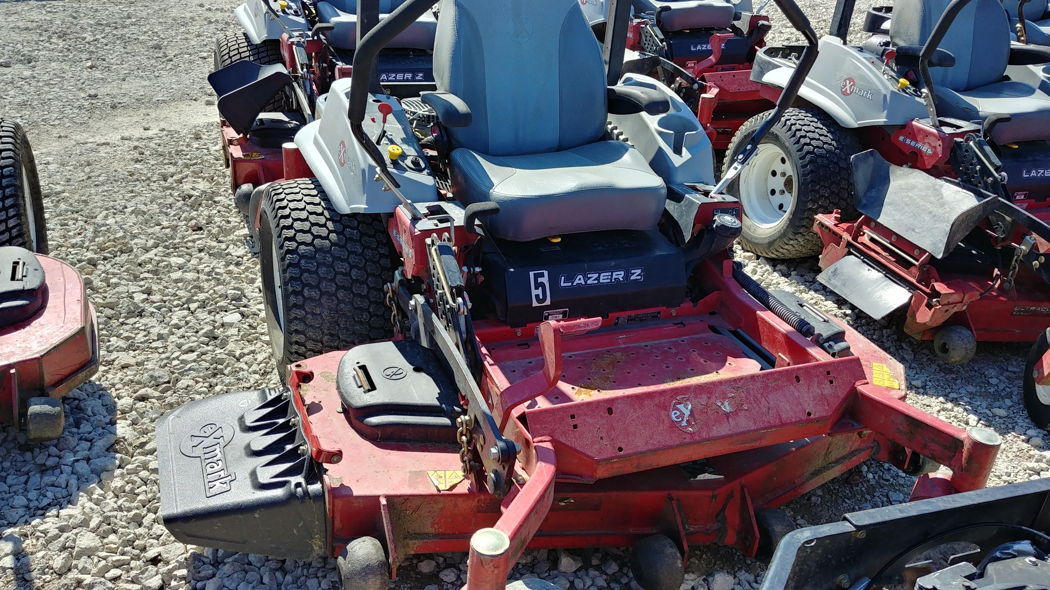 Used 2016 Exmark LZE740EKC60400 in Indianapolis, IN