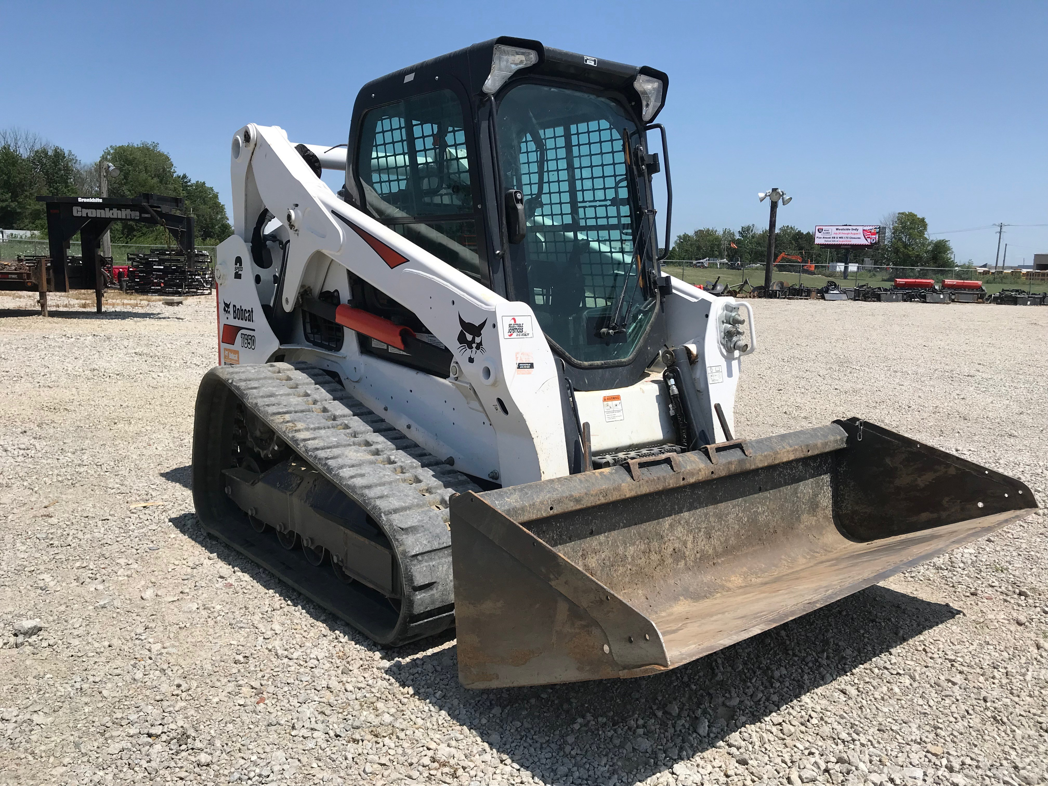 Used 2018 Bobcat T650 Standard in Indianapolis, IN