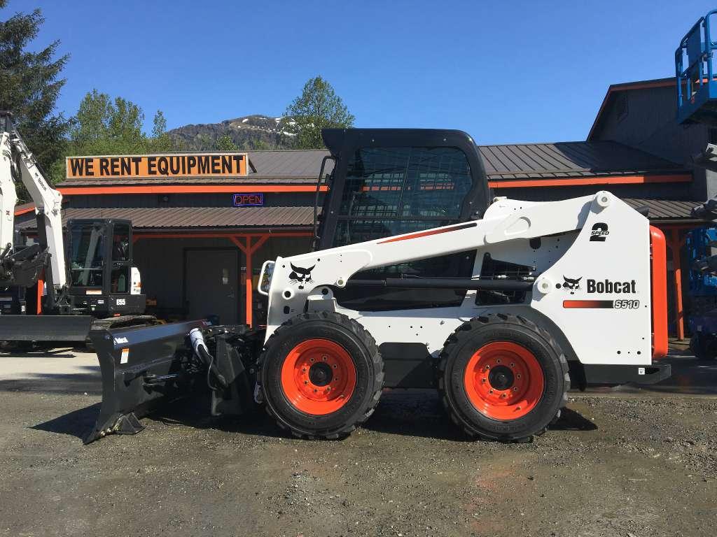 New, 2015, Bobcat, S510, Skid Steers