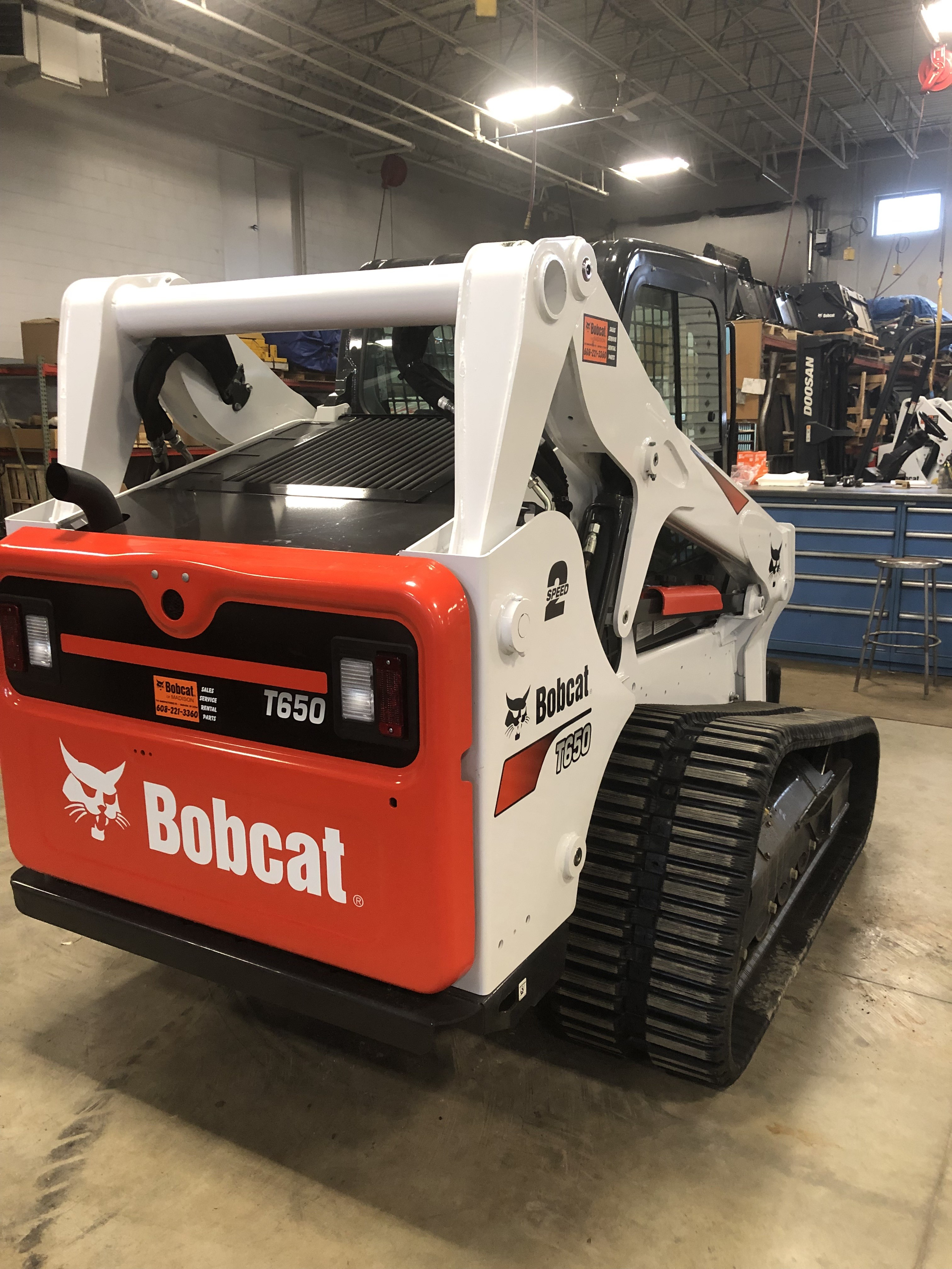Used 2018 Bobcat T650 Standard in Madison, WI