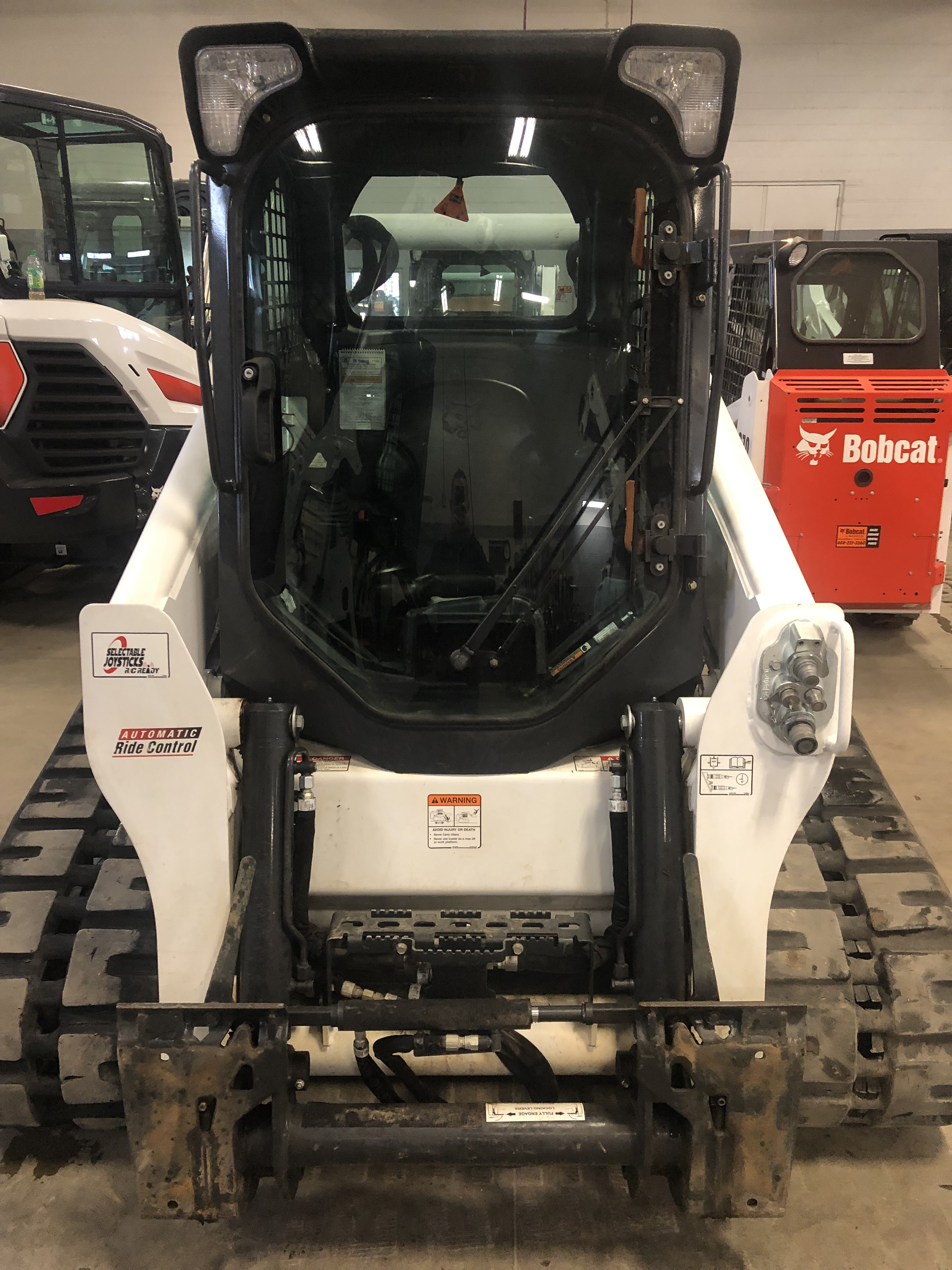 Used 2017 Bobcat T650 in Madison, WI