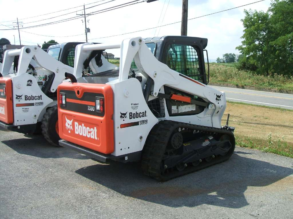 Used 2016 Bobcat T590 in Martinsburg, PA