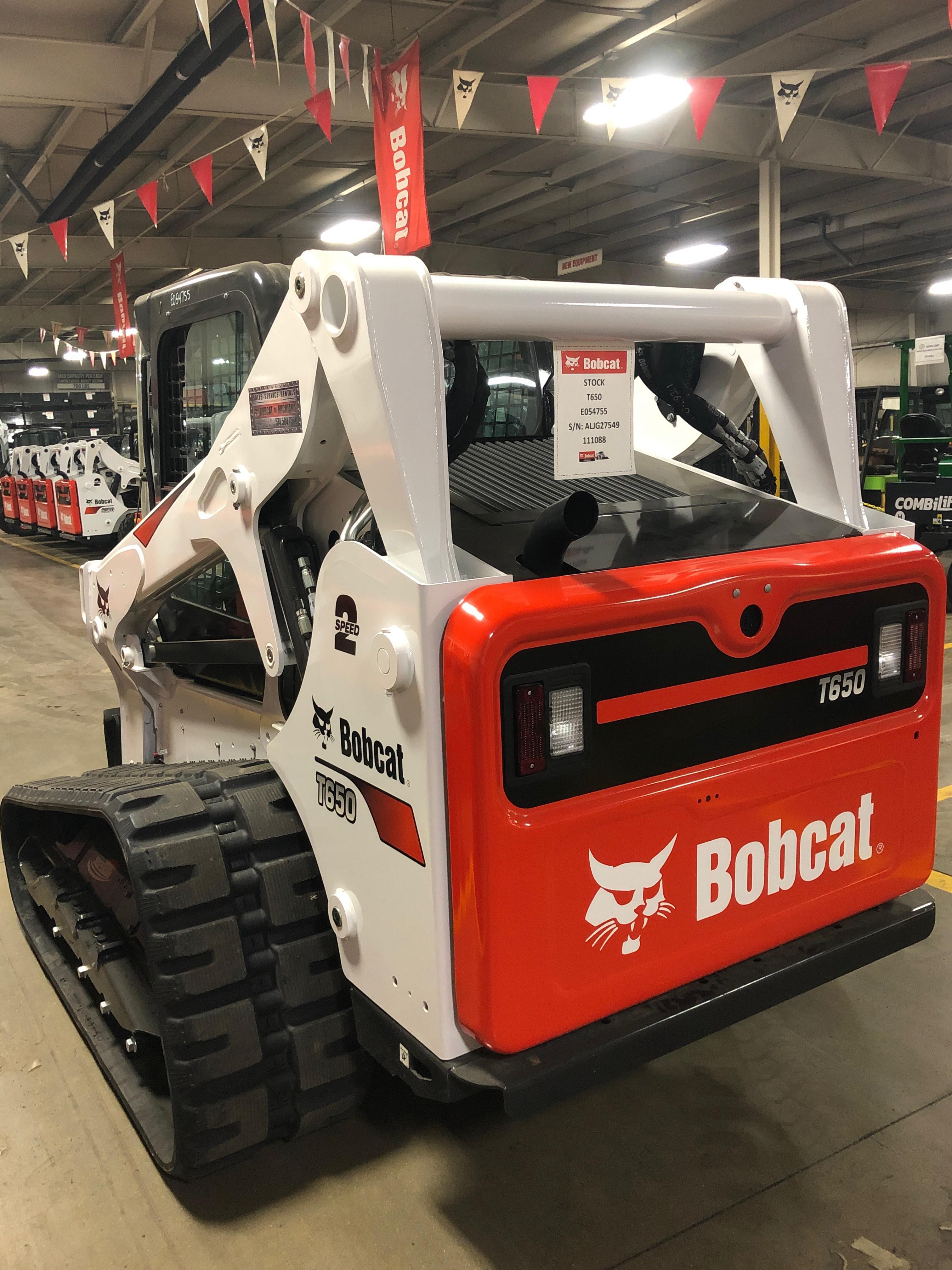 New Bobcat T650 in Elkhart, IN