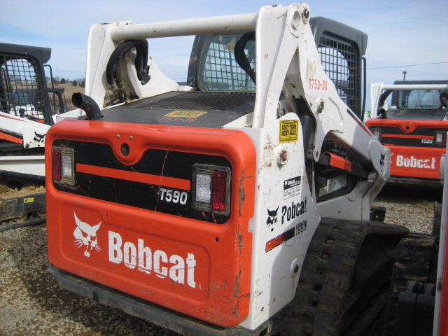 New 2016 Bobcat T590 in Johnson City, TN