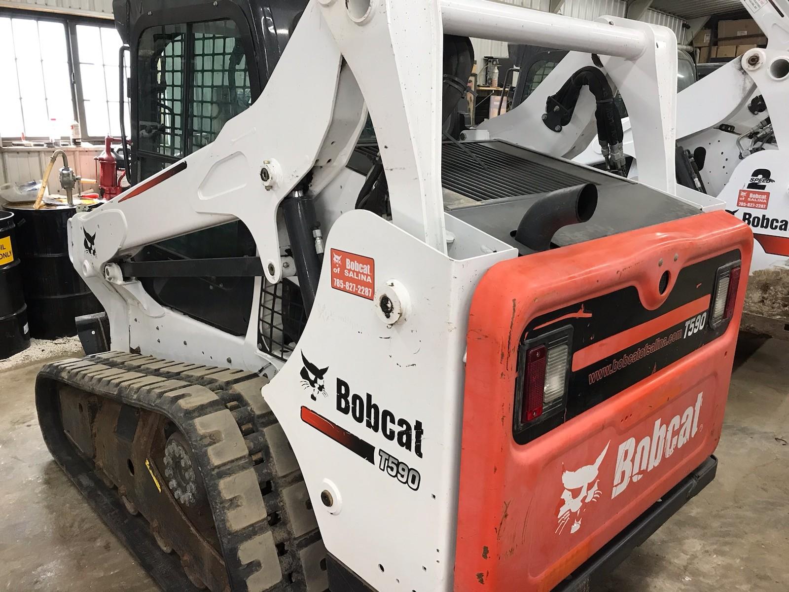 Bobcat T590 Weight Lbs