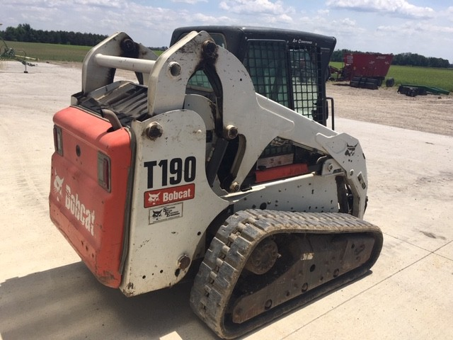 Used 2011 Bobcat T190 (Roller Suspension) in Stratford, ON