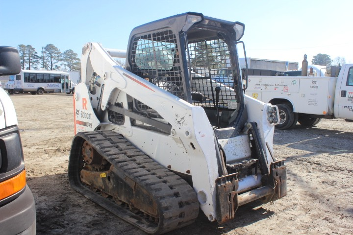 Used 2015 Bobcat T650 in Winterville, NC
