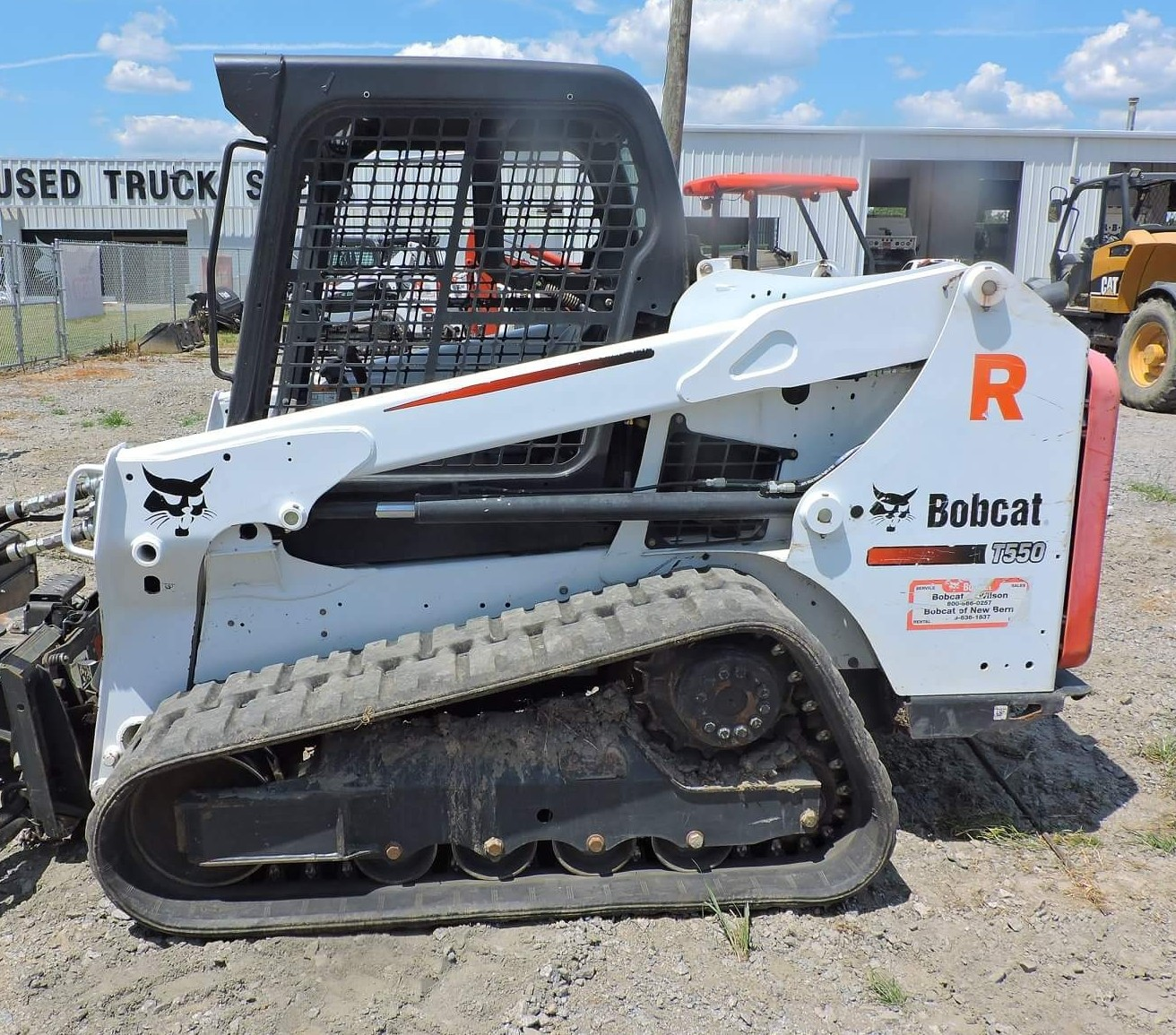 Used 2015 Bobcat T550 in New Bern, NC