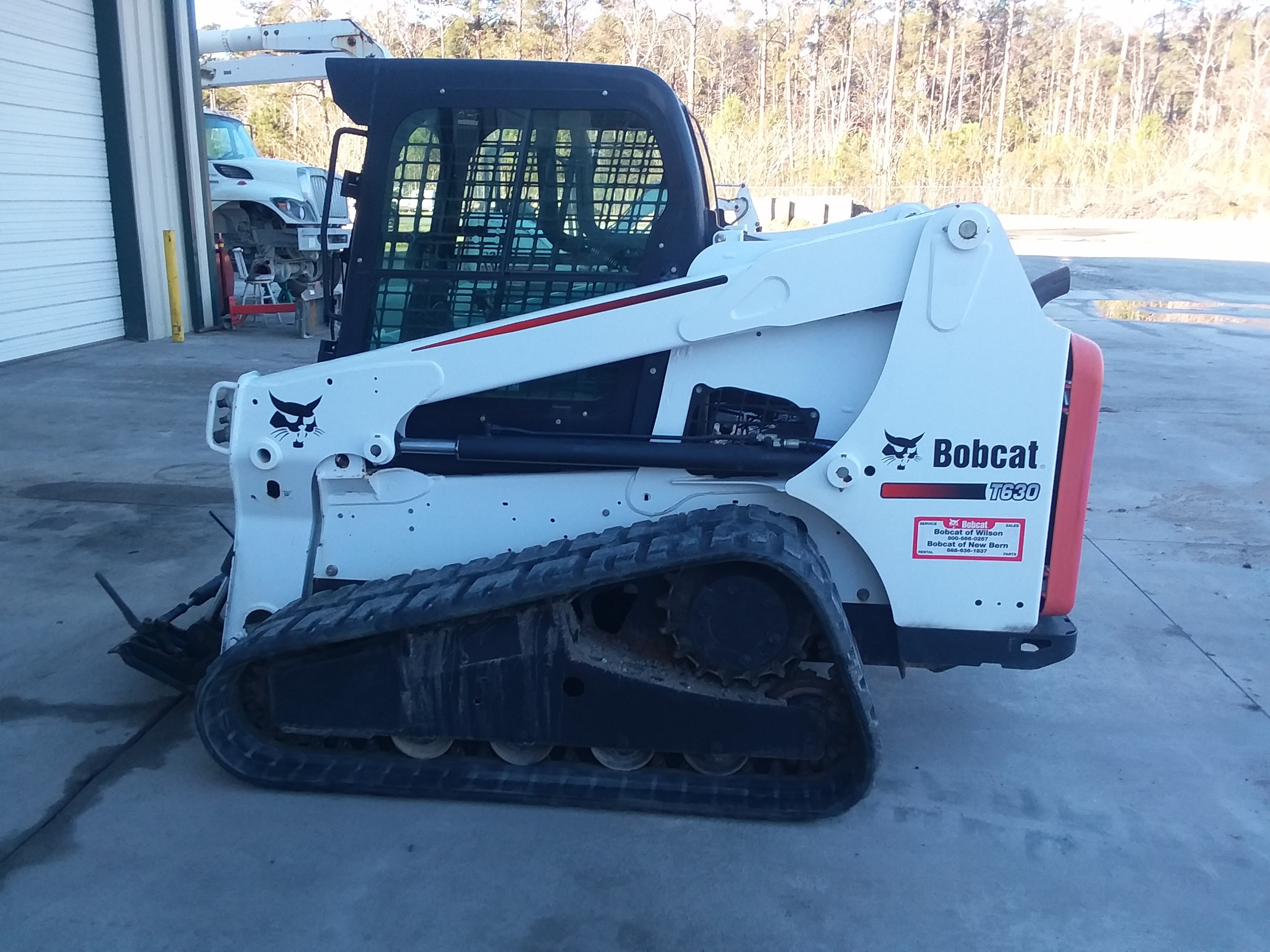 Used 2015 Bobcat T630 in New Bern, NC
