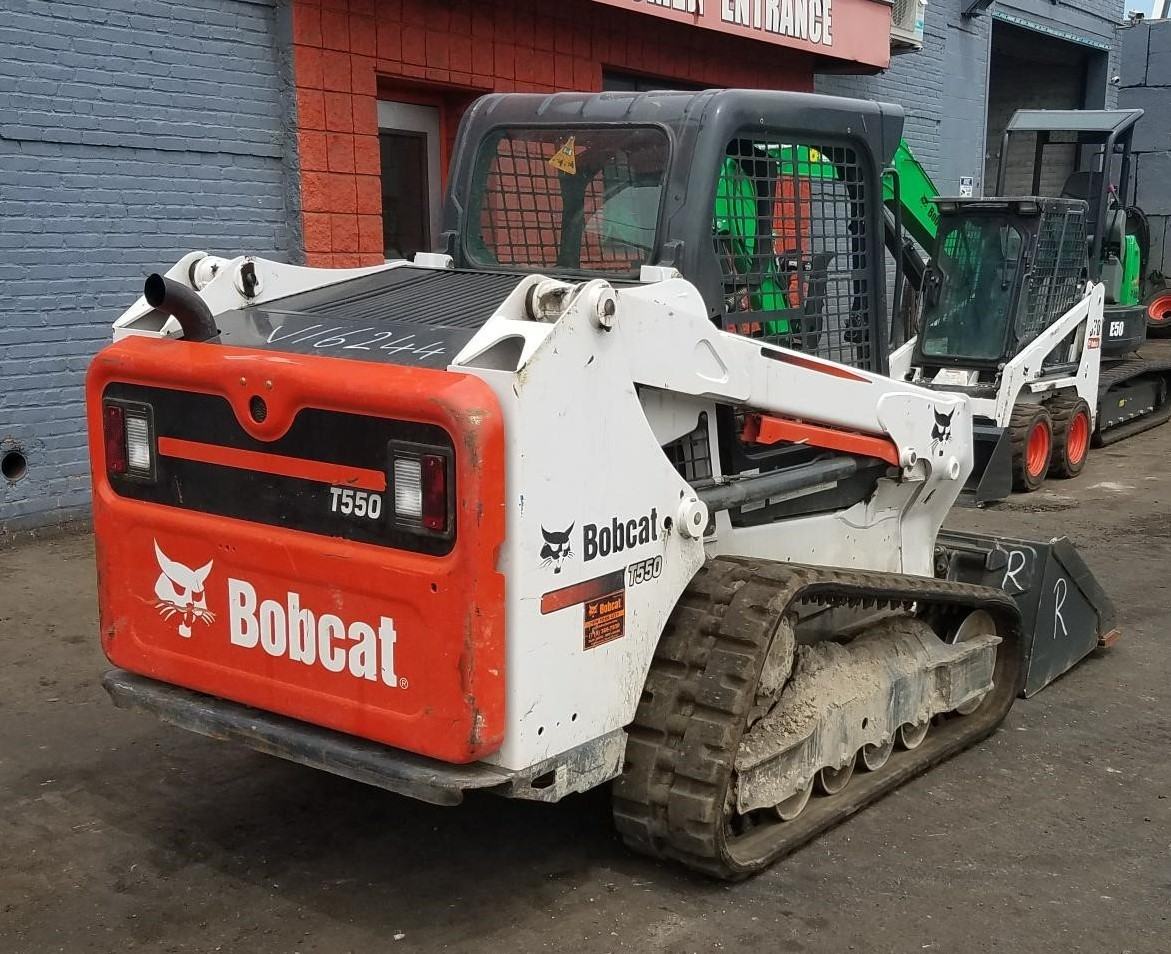 Used 2016 Bobcat T550 in Maspeth, NY