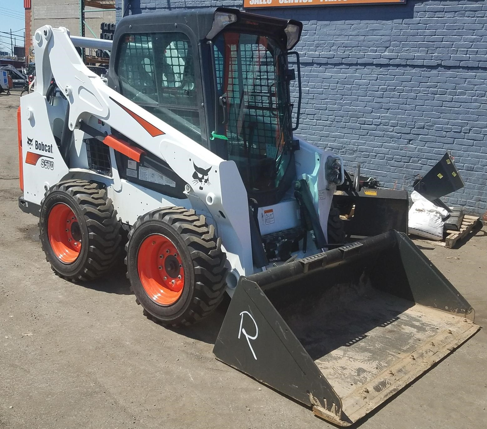 Pre Owned Bobcat Inventory For Sale Bobcat Of New York In Maspeth